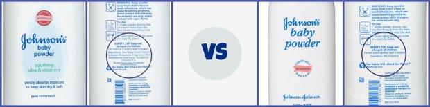 Cornstarch vs Regular