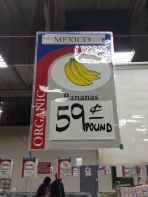 Although the prices are only a little cheaper than the grocery store, I'll take the savings!