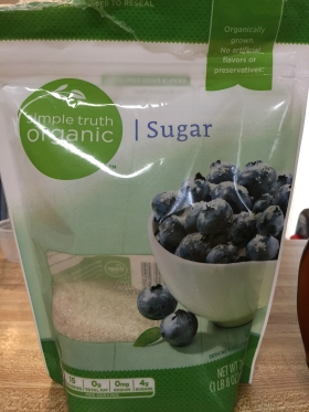 sugar front