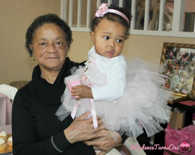 Aunt Lois and Cadence