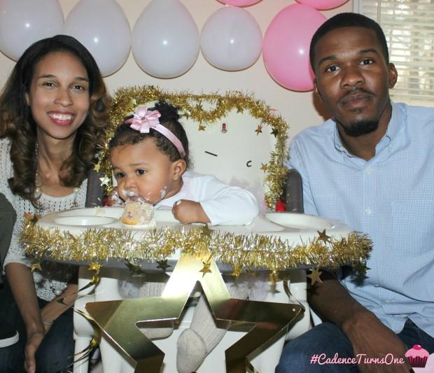 family pic 2 w: Cadence