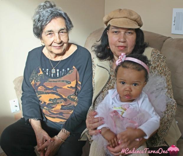 Grandma Mama Cadence