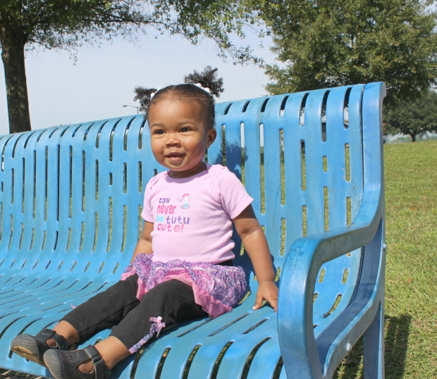cadence-on-park-bench-friday