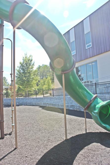 green-slide