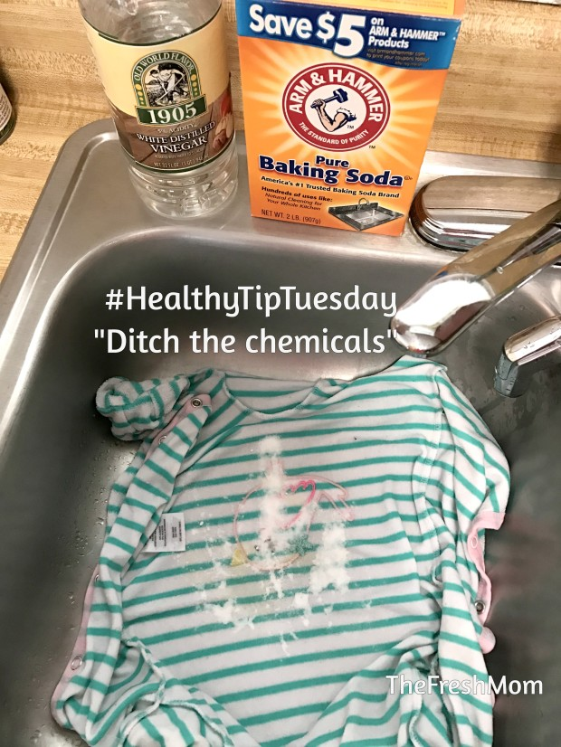 HTT- Ditch the chemicals
